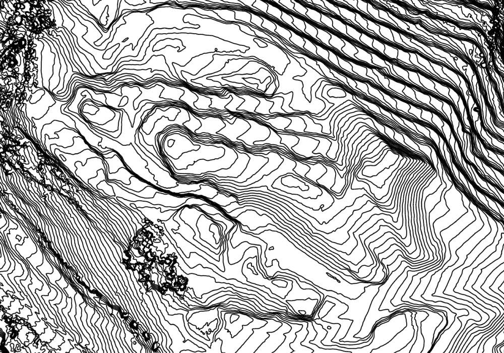 levé-topographique